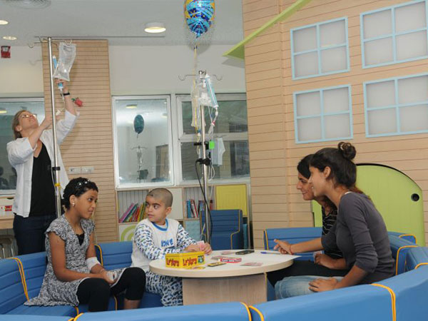 Pediatric Hemato-oncology and Bone Marrow Transplantation Division - Ichilov